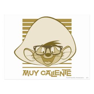 Speedy Gonzales - Muy Caliente Postcard