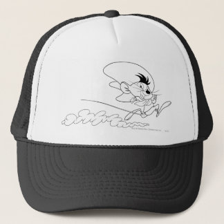 SPEEDY GONZALES™ Run Art Trucker Hat