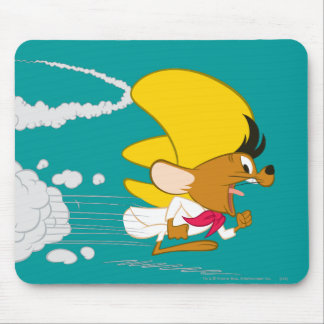 SPEEDY GONZALES™ Running in Color Mouse Pad