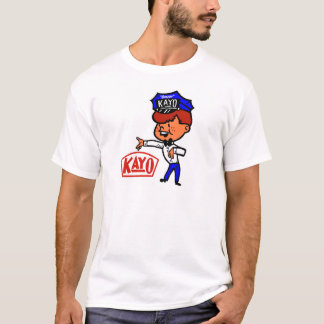 Speedy Kayo Gasoline T-Shirt