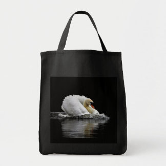Speedy swan tote bag