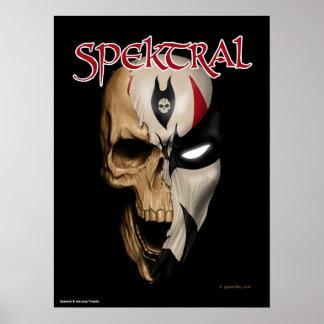 """Spektral """"Dead or Alive"""" Poster"""