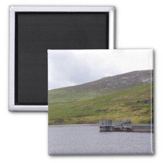 Spelga Dam Mourne Mountains N Ireland Fridge Magnets
