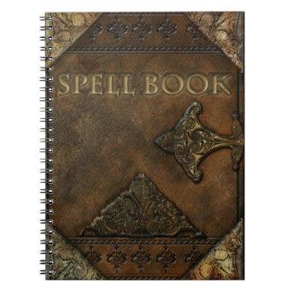 Spell Book Notebook