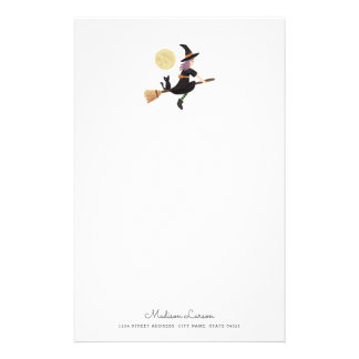 Spellbound Personalized Stationery