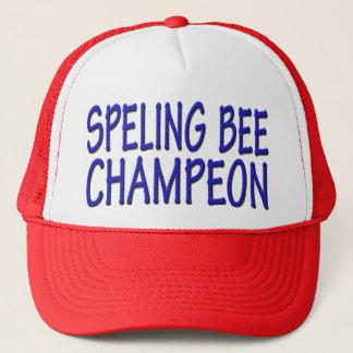 Spelling Bee Champ Trucker Hat