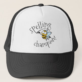 Spelling Bee Champion Trucker Hat