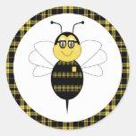 SpellingBee Bumble Bee Sticker