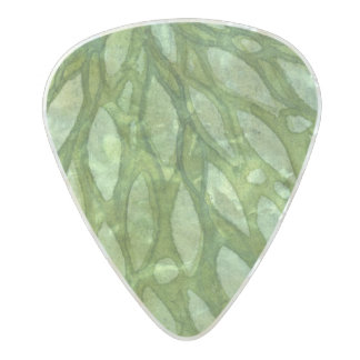 Spellstone Bay Pearl Celluloid Guitar Pick