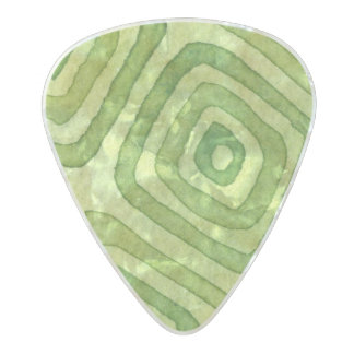 Spellstone Box Pearl Celluloid Guitar Pick