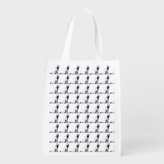 Spencer and Ghenki Wolf Tote Bag