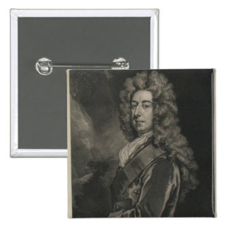 Spencer Compton, Earl of Wilmington 15 Cm Square Badge