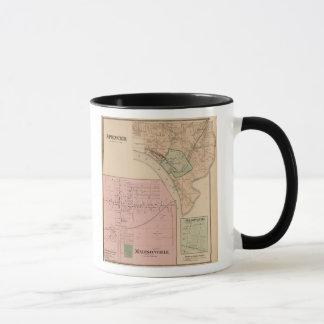 Spencer Madisonville, Ohio Mug