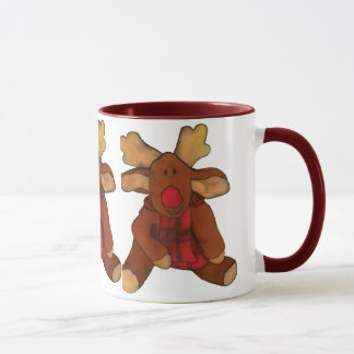 Spencer Reindeer Mug