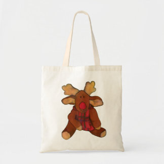 Spencer Reindeer Tote Bag