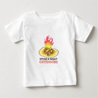 SPEND A NIGHT OUTDOORS SHIRTS