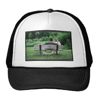 Spending Time Trucker Hats