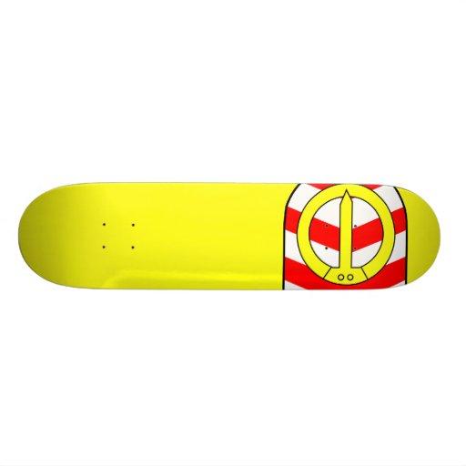 Spenge, Germany Skateboard Deck