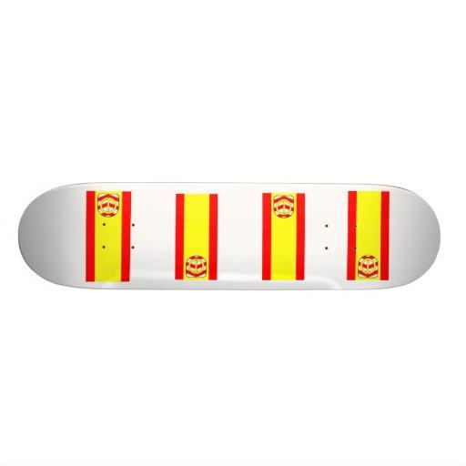 Spenge, Germany Skate Board
