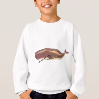 Sperm Whale Sweatshirt