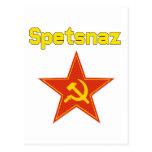 Spetsnaz Post Cards