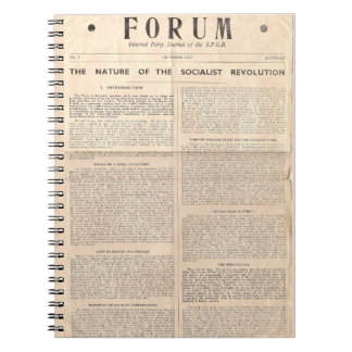 SPGB Forum Journal 1952-1
