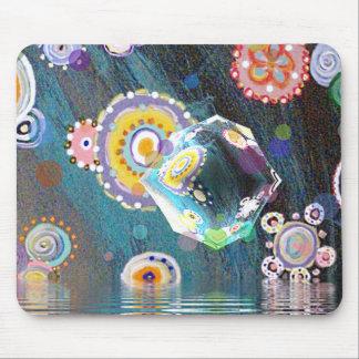 Sphere Dreamz Original Art on Canvas Mouse Pad