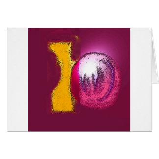 sphere.jpg greeting card