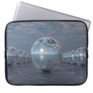Spheres In The Sun Laptop Computer Sleeve