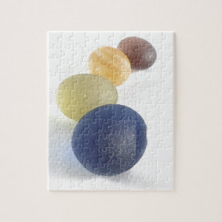 Spheres of Seaham Sea Glass Jigsaw Puzzle