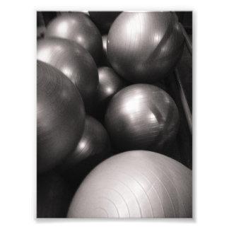 Spheres Photograph