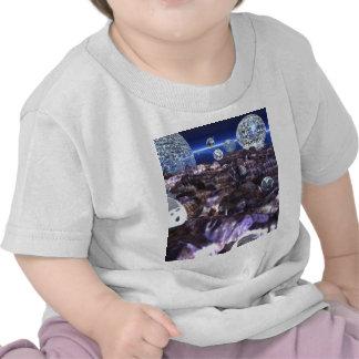 Spheroid Assault Tshirt