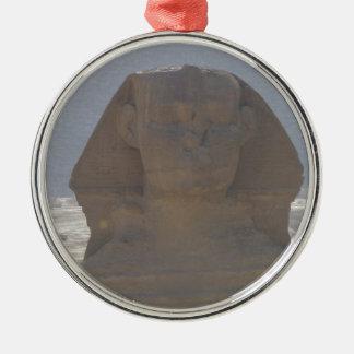 sphinx christmas ornament