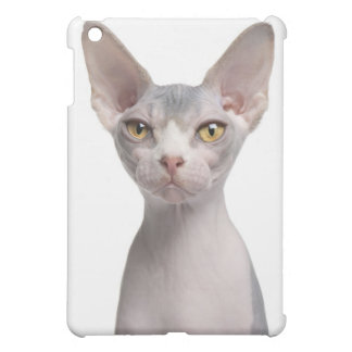 Sphynx (7 months old) iPad mini cover
