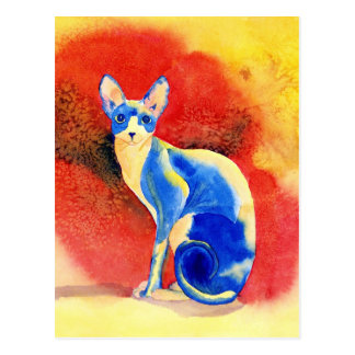 Sphynx Cat #1 Postcard