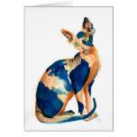 Sphynx Cat 6 Cards