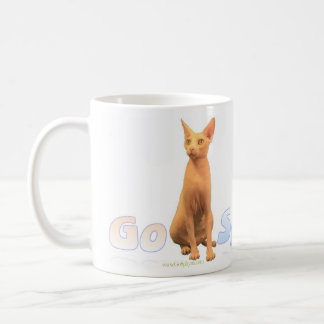 Sphynx Cat Coffee Mug