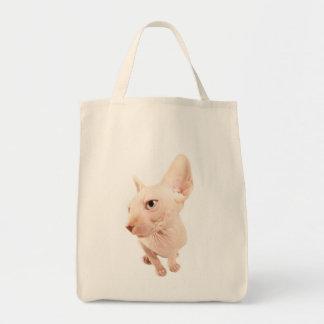 Sphynx Cat Shopping Bag | GoSphynx.com