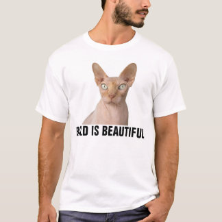 Sphynx Hairless Cat Funny T-shirts