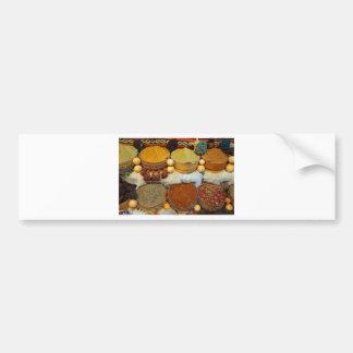 spice bazaar bumper sticker