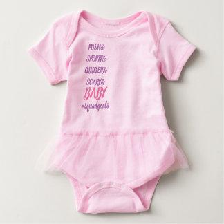 Spice Girls Squad Goals Baby Baby Bodysuit