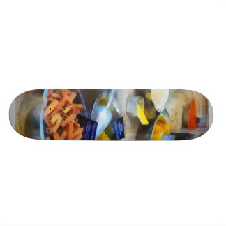 Spice Stand 18.1 Cm Old School Skateboard Deck