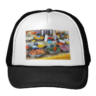 Spice Stand Mesh Hat