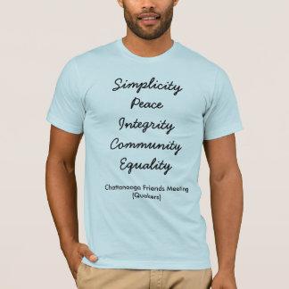 SPICE testimony T-Shirt