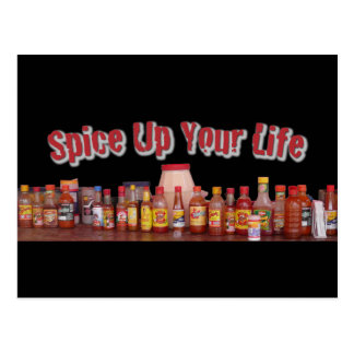 Spice Up Your Life Postcard