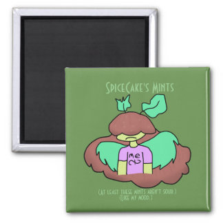 SpiceCake's mint's magnet