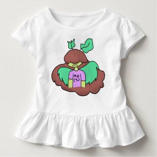 "SpiceCake's toddler original ""not a baby"" Toddler T-Shirt"