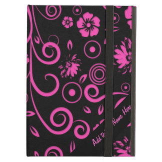 Spiced Pink Floral iPad Covers