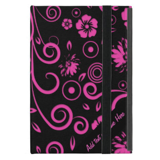 Spiced Pink Floral iPad Mini Cover