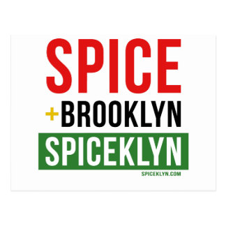 Spiceklyn Postcards